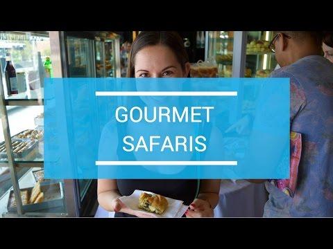 Greek Food Tour with Gourmet Safaris