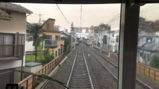空転!ATS連呼!雨の京浜急行 thumbnail