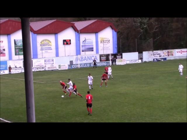 Boiro 0 - 1 Tudelano (J23. T16/17)