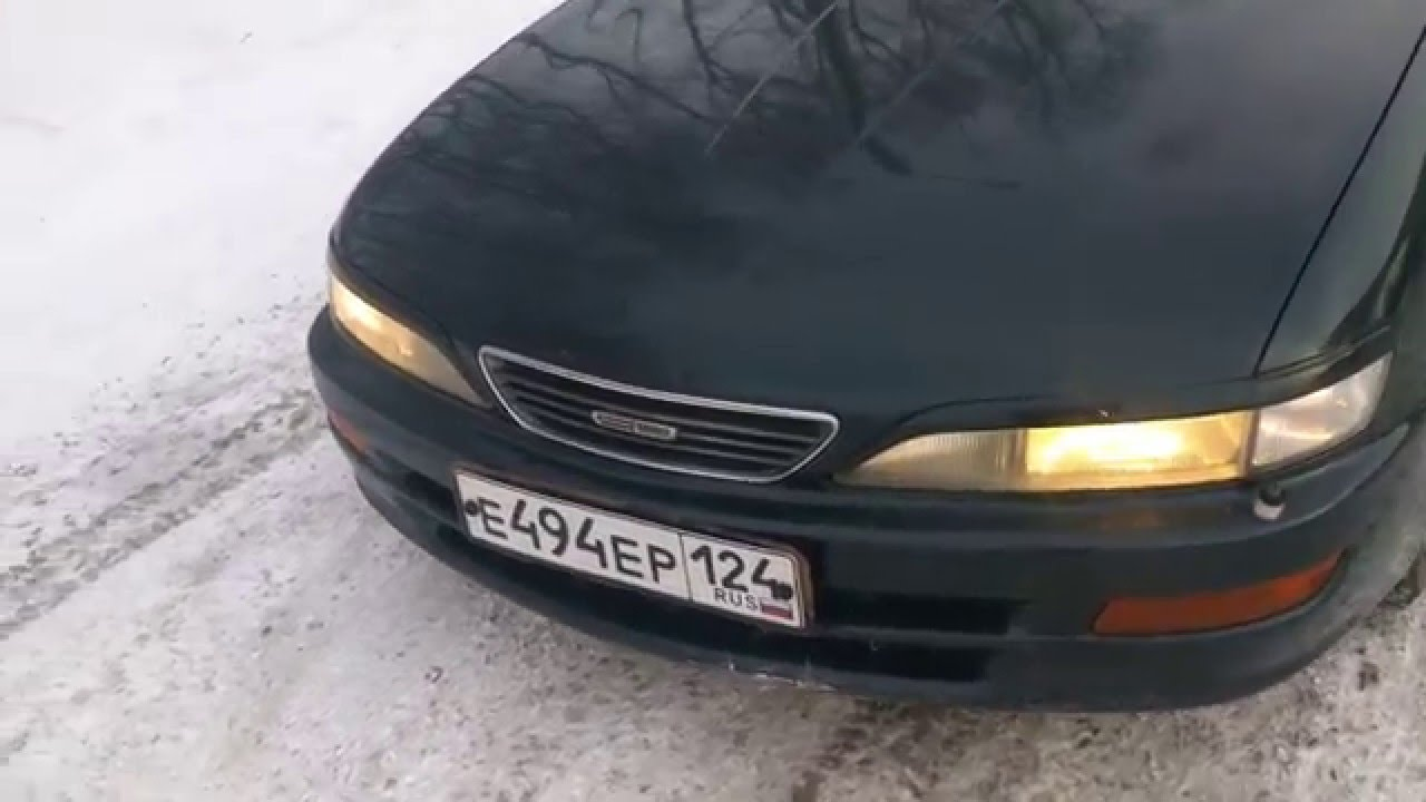 Toyota Carina Ed 1996 At 3s Fe St 203 Youtube