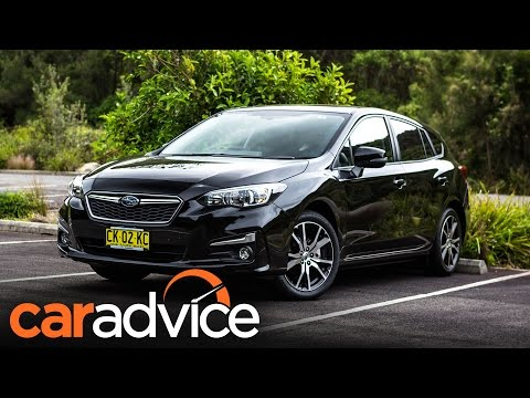 2017 Subaru Impreza Review | CarAdvice