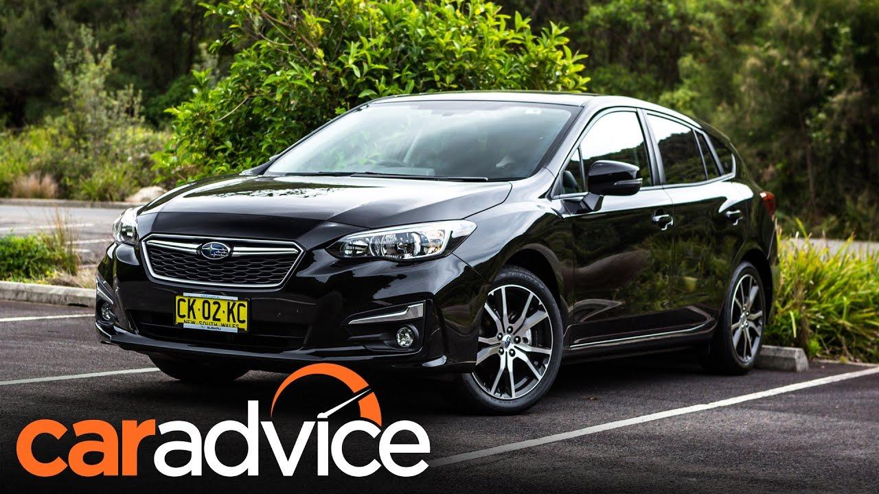 2017 Subaru Impreza review | CarAdvice - YouTube