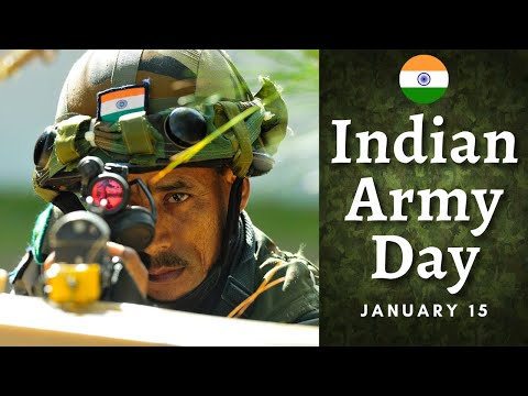 Indian Army Day - Power Point Presentation
