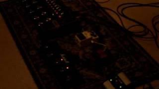 Demo Line 6 variax + marshall+analogos