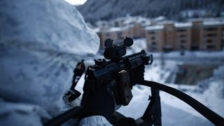 Davos 2015: How the Swiss Army Will Keep the Elite Safe