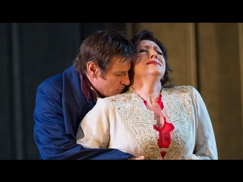 Eugene Onegin: The main characters  The Royal Opera
