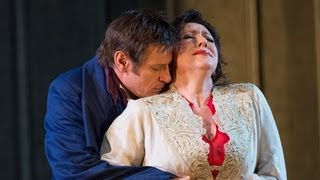 Eugene Onegin: The main characters - The Royal Opera