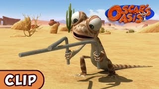 Oscar's Oasis - Dowsing for Water | HQ | Funny Cartoons