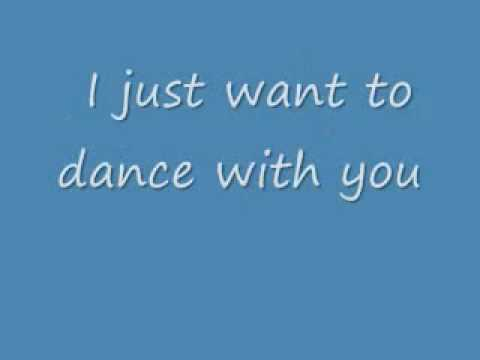 George Strait - I Just Want to Dance with You