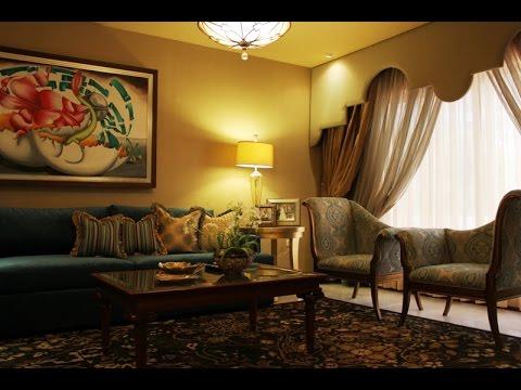 Decoracion de una sala clasica las casas mas lujosas y for Decoracion de casas clasicas