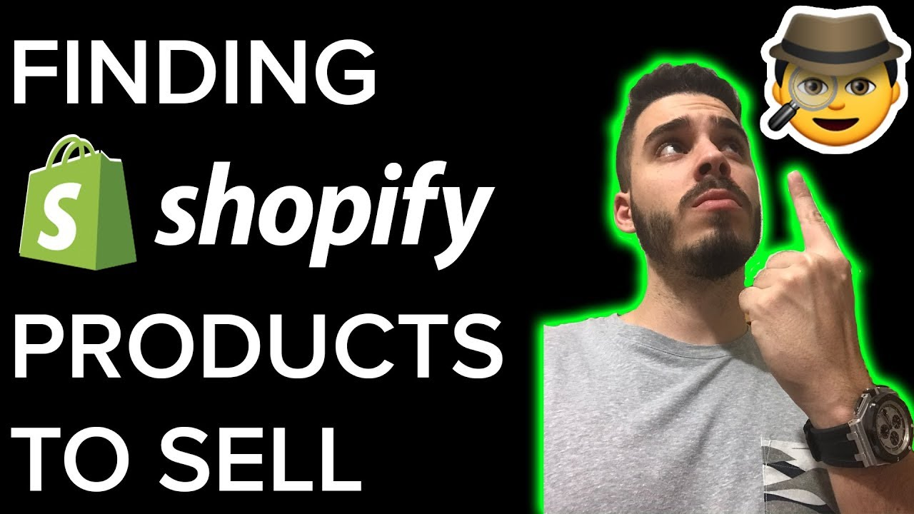 Finding Profitable Shopify Products To Sell Strategy (Spying On Competitors)