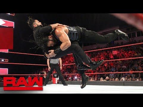 Roman Reigns vs. Sunil Singh: Raw, June 11, 2018 thumbnail