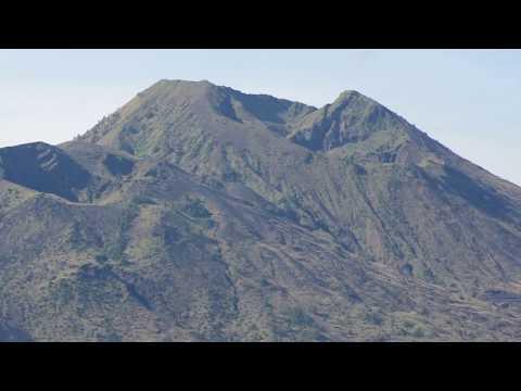 Bali Indonesia - Der Vulkan Gunung Batur //  Vulcano Gunung Batur
