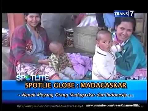 Spotlite Trans 7 - Globe Madagaskar