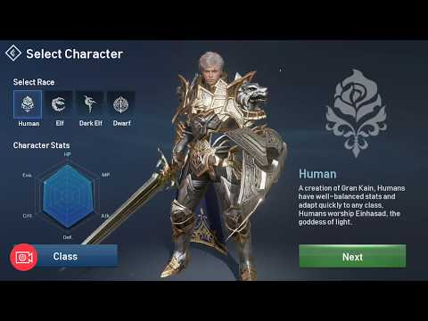 Lineage 2 revolution mobile mmorpg incrível Android