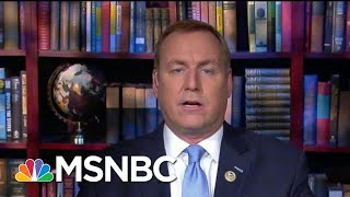 Outgoing GOP Rep. Talks 'Tough Race,' Commends Opponent | Morning Joe | MSNBC