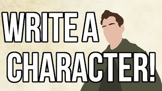 How to Write an Interesting Character in 5 Minutes!