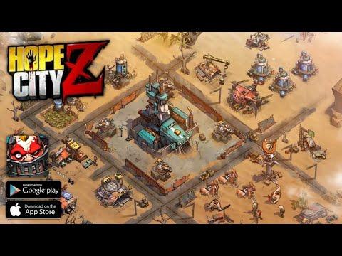 Hope City: Zombie - Gameplay | tap4fun