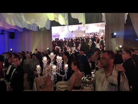 SM Faliq SM Nasimuddin & Chryseis Tan Sheik Ling's wedding dinner