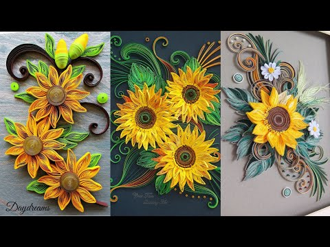 paper quilling ideas and paper quilling flower designs