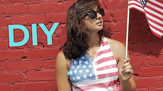 4 DIY Outfits For The 4th Of July