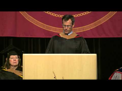 2014 Carlson School Commencement Speaker, Thomas O. Staggs ...
