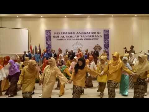 Persahabatan - Sherina Pelepasan Siswa SDI Al IKHLAS Cipondoh Tangerang Angkatan 11