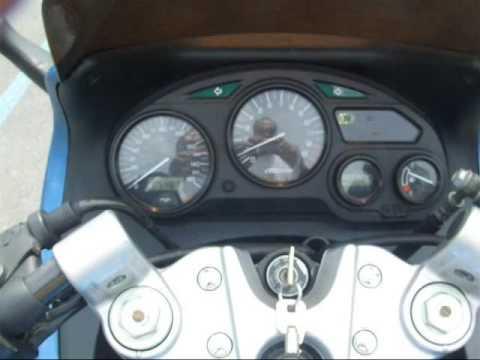 Suzuki Katana GSX-750 Test Ride Carburator Rebuild & Chain Adjustment