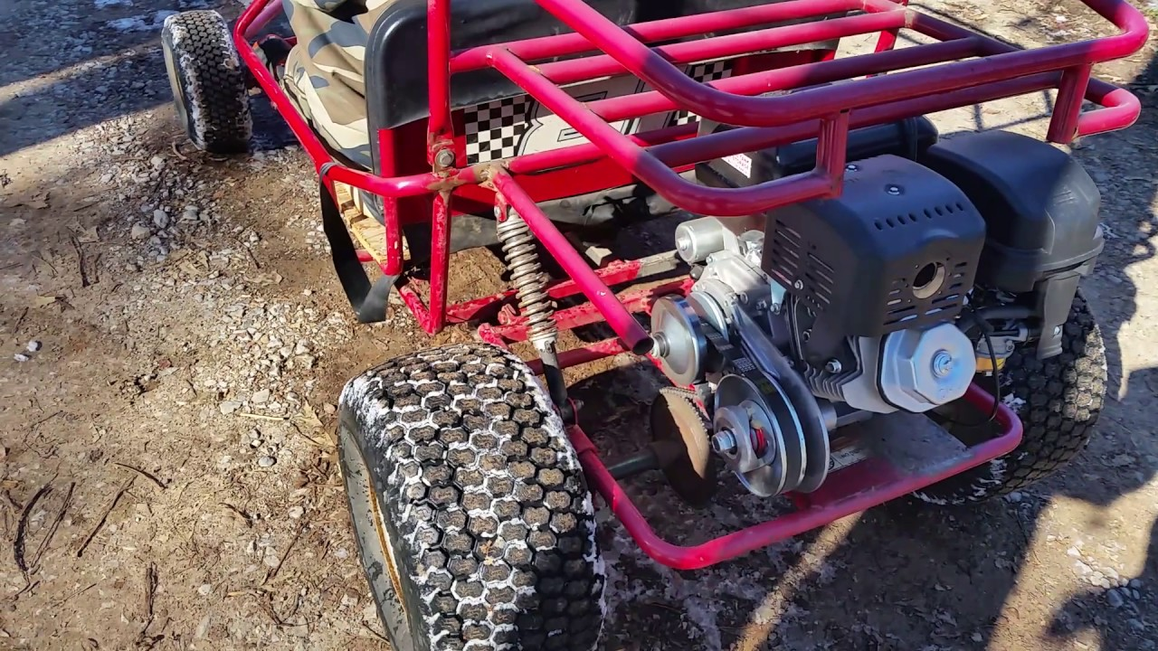 Maxresdefault on Predator 420cc Engine