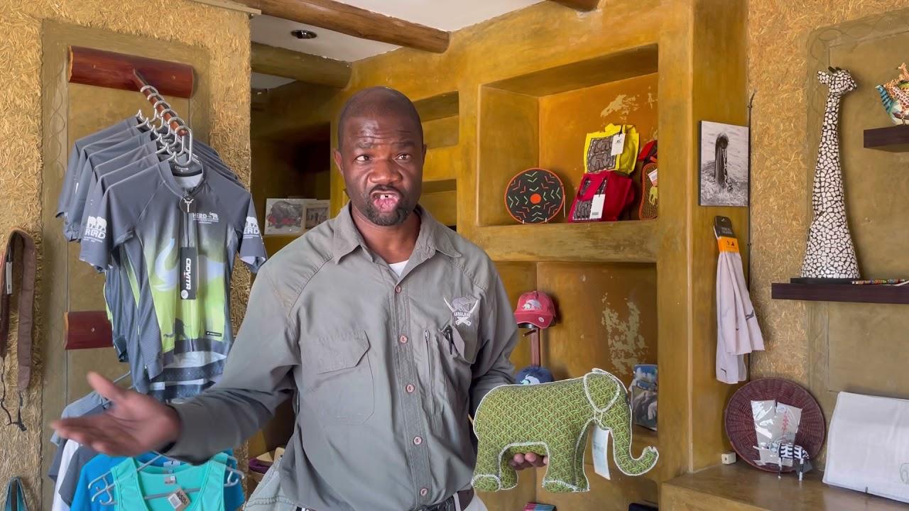 Elephant Manager, Tigere Shares His Appreciation for Elephants