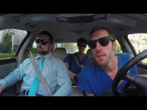 Carpool Karaoke with Dr. Renne