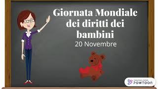 #scuolaprimaria #maestra 20 Novembre Giornata Mondiale dei diritti dei bambini ?????????