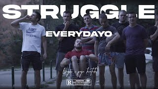 BIGru i Paja Kratak - Struggle everydayo ft. Vuk (OFFICIAL VIDEO) 2018