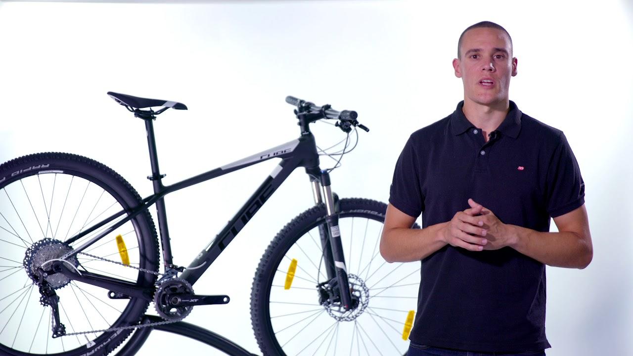 91585a9285e Cube Reaction C:62 2018 Model Overview. 99 Bikes