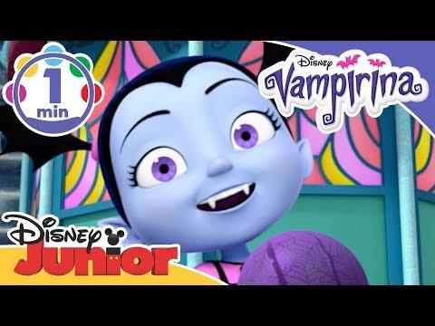Vampirina | Theme Song | Disney Junior UK
