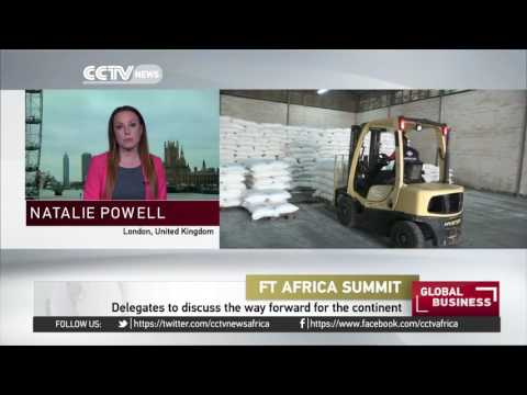 Financial Times holds third Africa summit in London