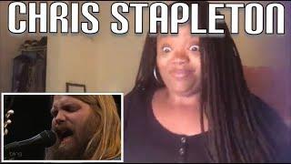 Chris Stapleton- Sometimes I Cry REACTION!!!