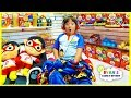 Ryan Spend 24 hours overnight in Ryan's World Toys Room Challenge!!
