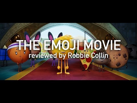 The Emoji Movie Reviewed By Robbie Collin