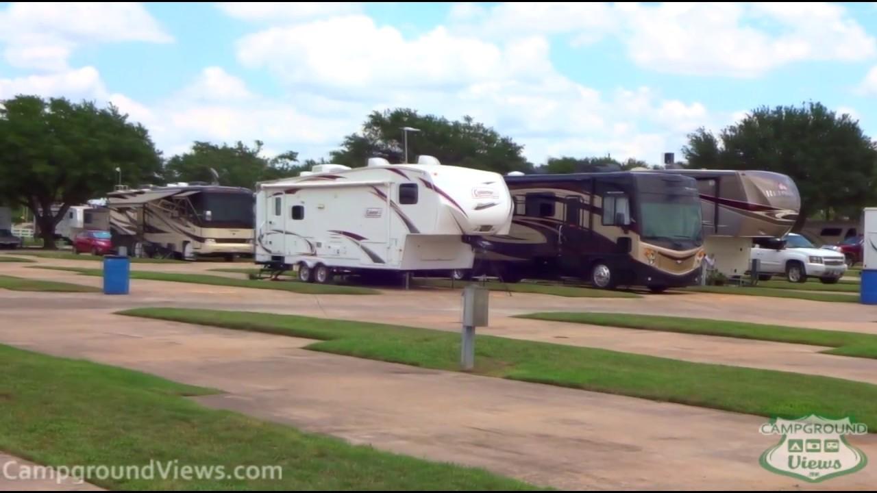 Traders Village Houston RV Park Texas TX