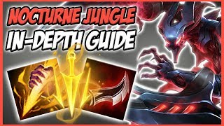 Baixar GUIDE ON HOW TO PLAY NOCTURNE JUNGLE IN SEASON 8! GREAT CHAMPION FOR FREELO - League of Legends