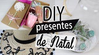 DIY: Presentes de Natal inspirados no TUMBLR | #Tchuba30Dias | Dia - 17