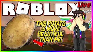 🔴LIVE🔴 1hr ROBLOX Live Stream! Playing with fans! Jailbreak, MM2, Destruction Sim and MORE! #124