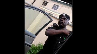 Extortion by Men of The Nigeria Police In Onitsha