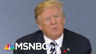 President Donald Trump Reportedly 'Furious' At Michael Cohen | The Last Word | MSNBC