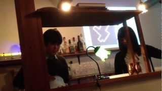八木良太  氷のレコード盤 Moon River