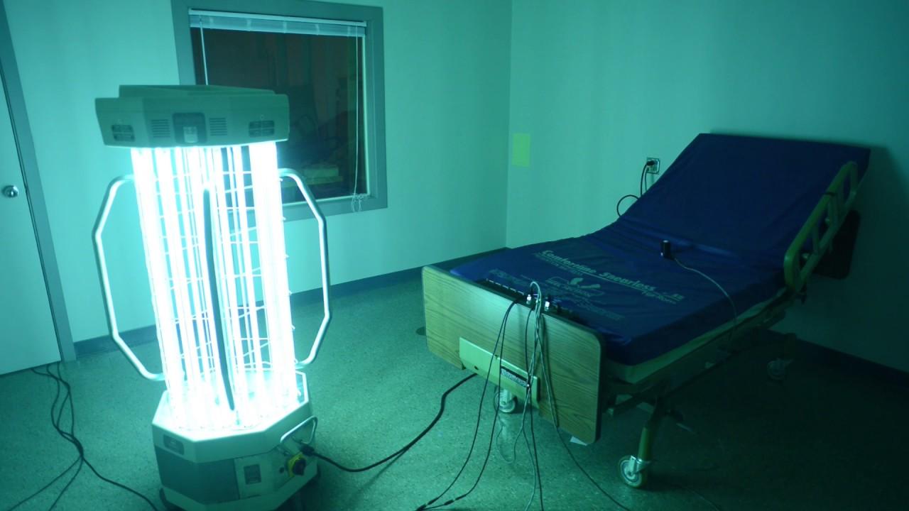 Uv Light Disinfection Room
