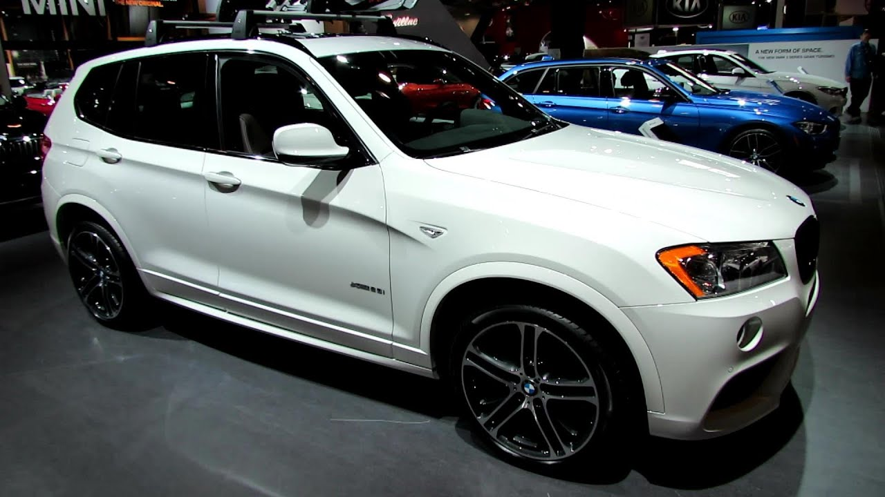 2014 Bmw X3 Xdrive 28i Exterior And Interior Walkaround 2014 Toronto Auto Show Youtube