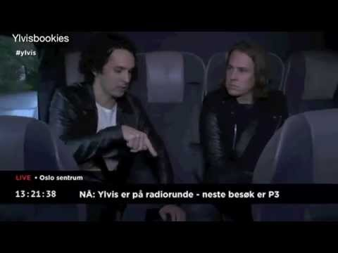 """Ylvis talks about making of """"Work It"""" (Eng subs)"""