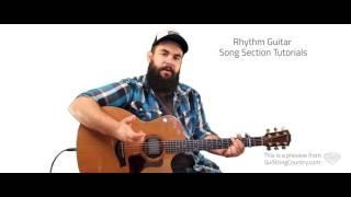 A Little More Summertime - Jason Aldean - Guitar Lesson and Tutorial